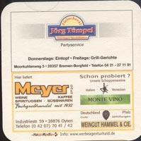 Beer coaster borgfelder-1-zadek