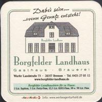 Pivní tácek borgfelder-1