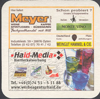 Pivní tácek borgfelder-3-zadek