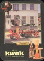 Pivní tácek bosteels-1