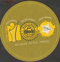 Beer coaster bosteels-11-zadek-small