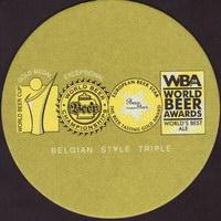 Beer coaster bosteels-15-zadek-small
