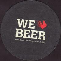 Pivní tácek brabante-cervezas-2-zadek-small