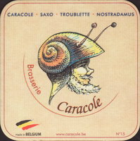 Beer coaster brasserie-caracole-1-small