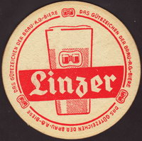 Beer coaster brau-ag-12-zadek-small