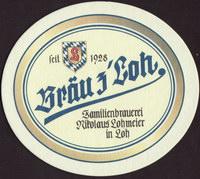 Pivní tácek brau-z-loh-brauerei-nikolaus-lohmeier-1-small