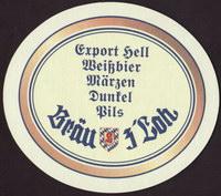 Pivní tácek brau-z-loh-brauerei-nikolaus-lohmeier-1-zadek-small