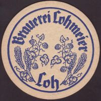 Pivní tácek brau-z-loh-brauerei-nikolaus-lohmeier-2-small