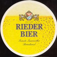 Beer coaster brauerei-ried-1-zadek