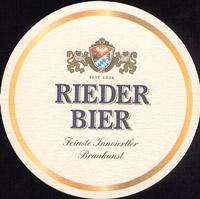 Pivní tácek brauerei-ried-1