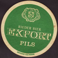 Pivní tácek brauerei-ried-12-zadek-small