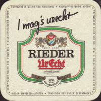 Beer coaster brauerei-ried-16-zadek