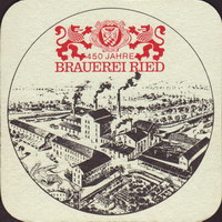 Beer coaster brauerei-ried-17-small