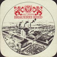 Pivní tácek brauerei-ried-17