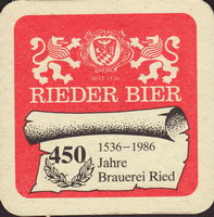 Beer coaster brauerei-ried-19-small