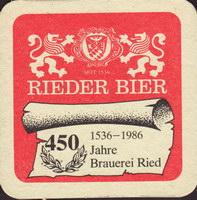Pivní tácek brauerei-ried-19-small
