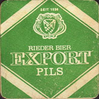 Pivní tácek brauerei-ried-21