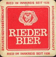 Pivní tácek brauerei-ried-21-zadek-small