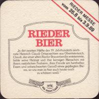 Beer coaster brauerei-ried-28