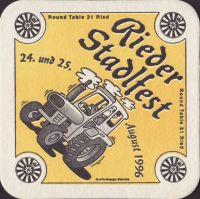 Pivní tácek brauerei-ried-33-oboje-small