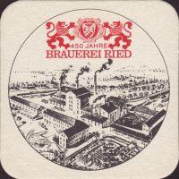 Beer coaster brauerei-ried-34-oboje-small