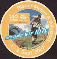 Beer coaster brauerei-ried-6-zadek