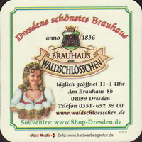 Pivní tácek brauhaus-am-waldschlosschen-11-small