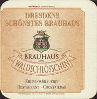 Pivní tácek brauhaus-am-waldschlosschen-6