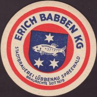 Beer coaster brauhaus-babben-1-small