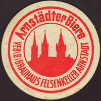 Beer coaster brauhaus-felsenkeller-arnstadt-1-small