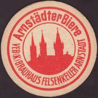 Beer coaster brauhaus-felsenkeller-arnstadt-5-oboje-small