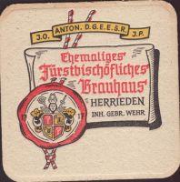 Beer coaster brauhaus-herrieden-1-small
