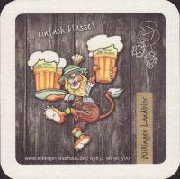 Beer coaster brauhaus-zum-lowen-leo-10-zadek-small