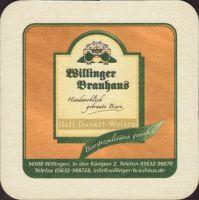 Beer coaster brauhaus-zum-lowen-leo-7-small