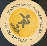 Pivní tácek breclav-2