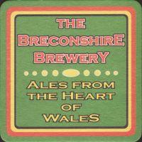 Pivní tácek breconshire-1-small