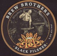 Beer coaster brew-brothers-1
