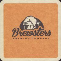 Beer coaster brewsters-4-small