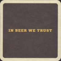 Beer coaster brewsters-4-zadek-small