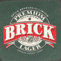 Beer coaster brick-10