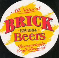 Beer coaster brick-12-zadek