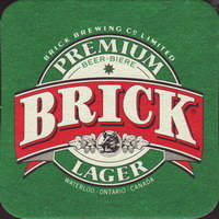 Beer coaster brick-16