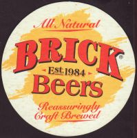 Beer coaster brick-22-zadek-small