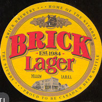Beer coaster brick-4