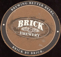 Beer coaster brick-6