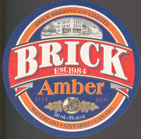 Beer coaster brick-8