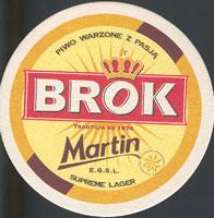 Beer coaster brok-strzelec-1-oboje
