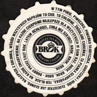 Beer coaster brok-strzelec-14-zadek-small