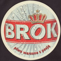 Beer coaster brok-strzelec-15-small