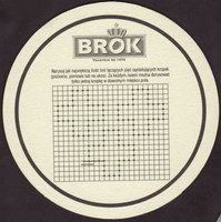 Beer coaster brok-strzelec-16-zadek-small
